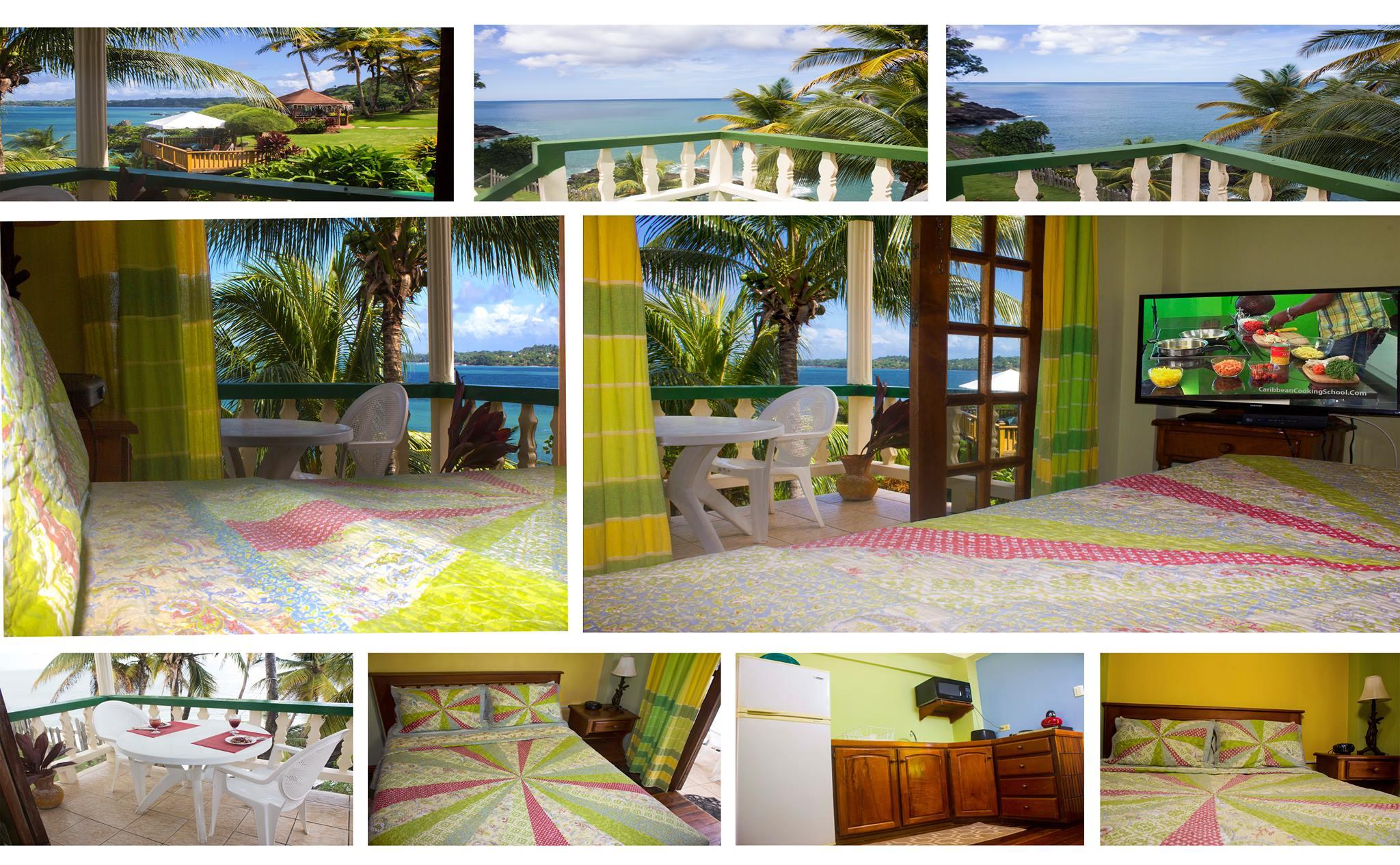 Outstanding Mango Tree Studio Hosanna Toco Resort Trinidad Tobago Home Interior And Landscaping Mentranervesignezvosmurscom
