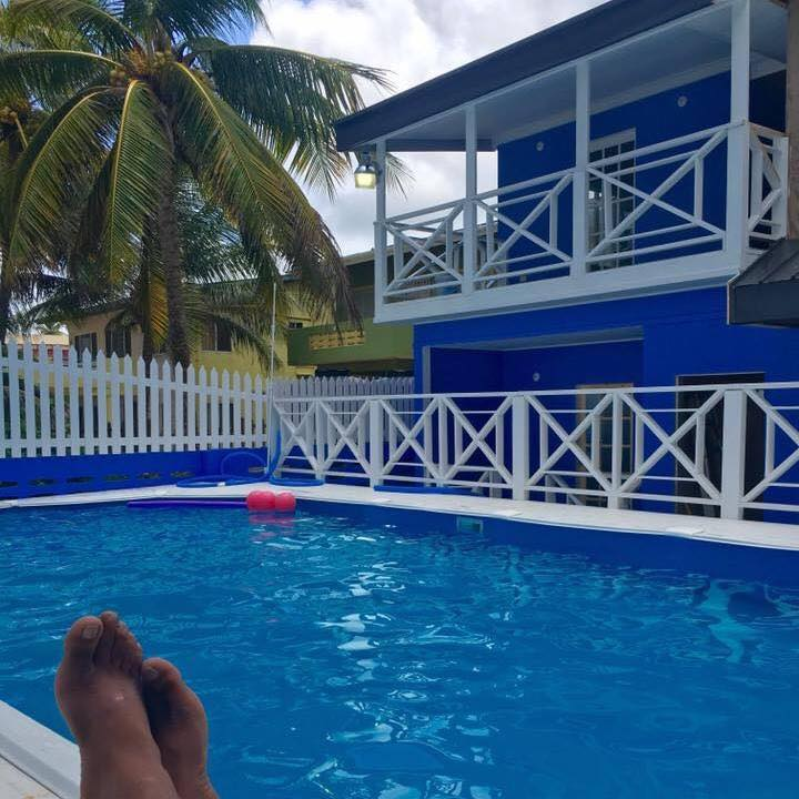Mayaro Beach House With Pool For Rent