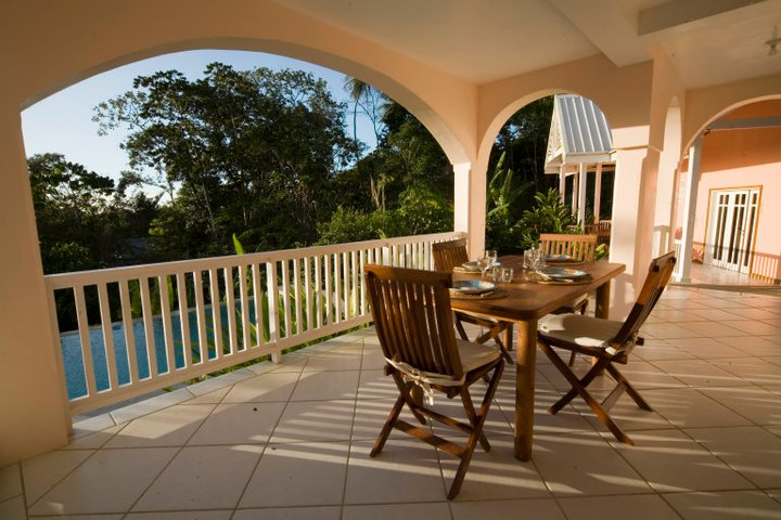 Poolside Suite - Tobago Hibiscus Villas
